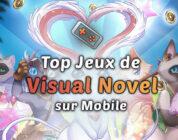 Meilleurs jeux visual novel Android