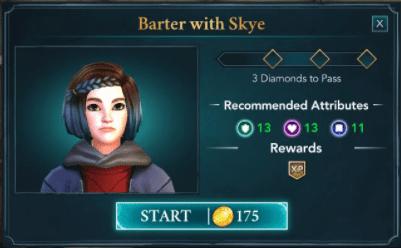 Négocier avec Skye - Chapitre 2 Quidditch