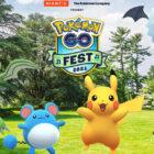 Pokemon Go Fest 2021 couverture Niantic