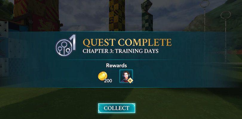 Harry Potter Hogwarts Mystery Quidditch Saison 1