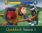 Harry Potter Hogwarts Mystery Quidditch Staffel 1