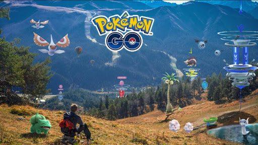 Pokémon Go Fest Raid Légendaires