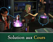 Soluces Harry Potter Hogwarts Mystery answers questions