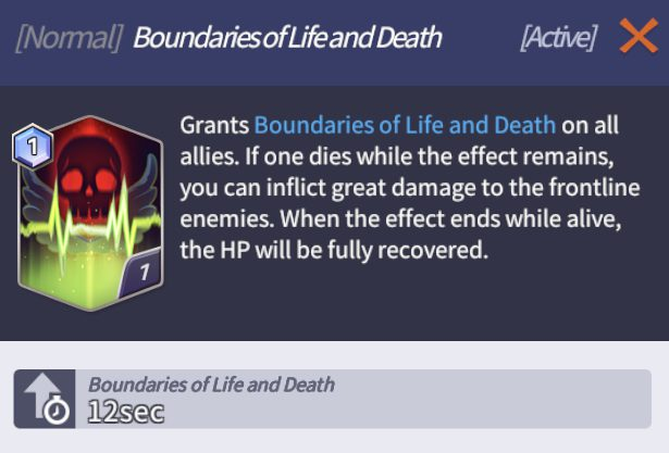 Description of the Chapter 11 spell Lost Centuria