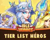Tier list Idle Heroes