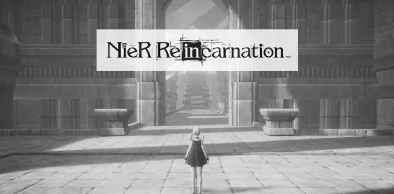 Trailer et date de sortie NieR Reincarnation