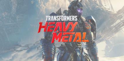 Transformers Heavy Metal von Niantic angekündigt