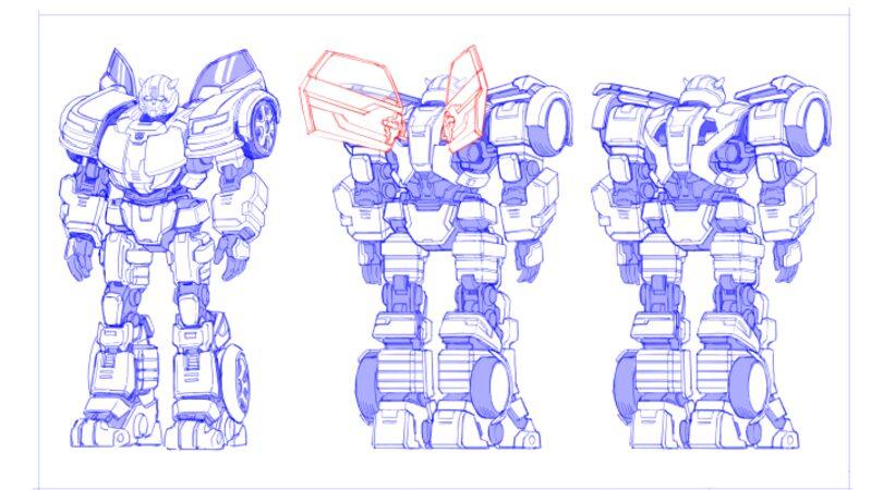 Transformers: Heavy Metal par Niantic