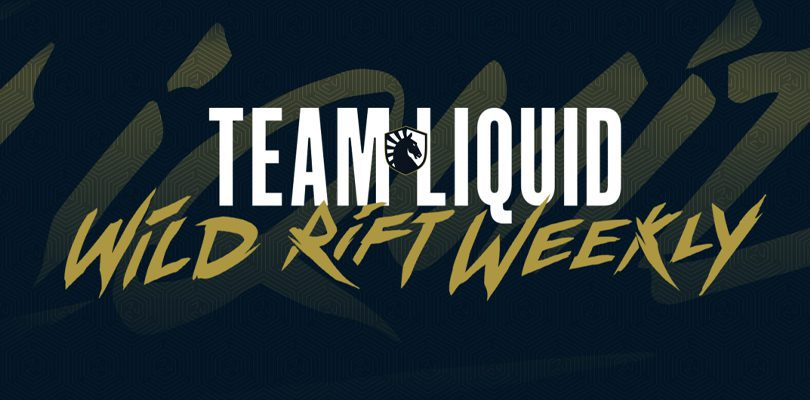 Wild Rift Summer Showdown Team Liquid