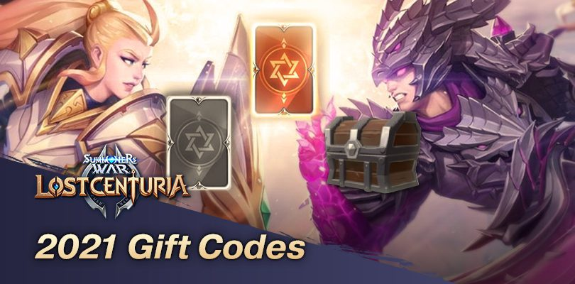 Codes Lost Centuria