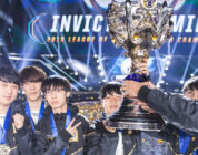 Invictus Gaming champion League of Legends