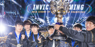 Invictus Gaming Meister League of Legends