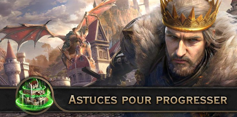 Astuces King of Avalon