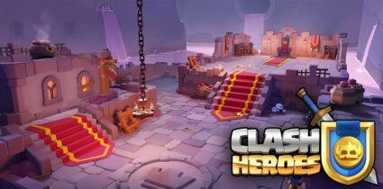 Leaks Clash Heroes, le nouveau jeu Supercell en pré-alpha