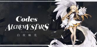 Alchemy Stars : liste complète des codes de 2021