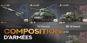 Compositions d'armées Warpath