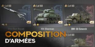 Warpath army compositions