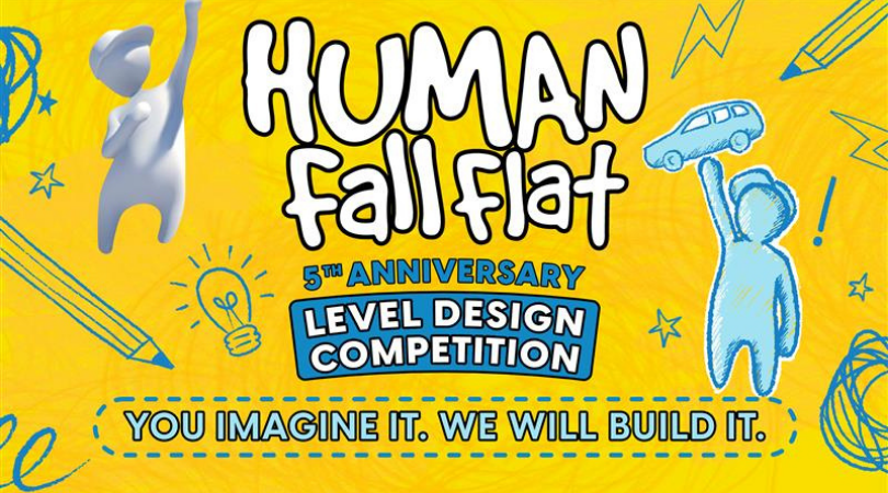 Concours design 5 ans Human Fall Flat