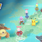 Pokémon Go event en août