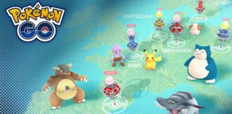 Pokémon Go event in August