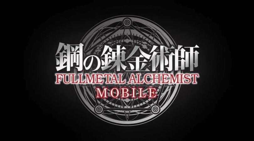 jeu Full Metal Alchemist Mobile