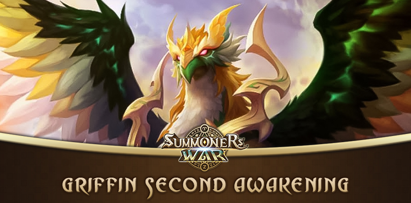 Zweiter erwachender Griffon  Summoners War