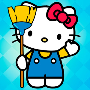 icône Hello Kitty - Merge Town