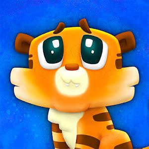 icône Idle Star Zoo : Universe Animals Merge Tycoon