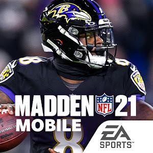 icône Madden NFL 21 mobile Football