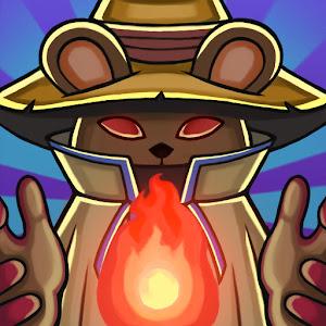 icône Neko Dungeon: Puzzle RPG
