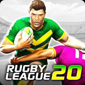 icône Rugby League 2020