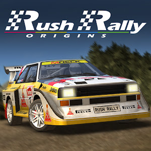 icon Rush Rally Origins