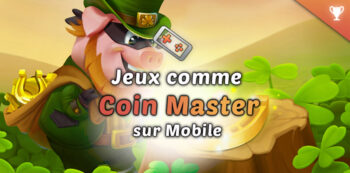 Jeux comme Coin Master