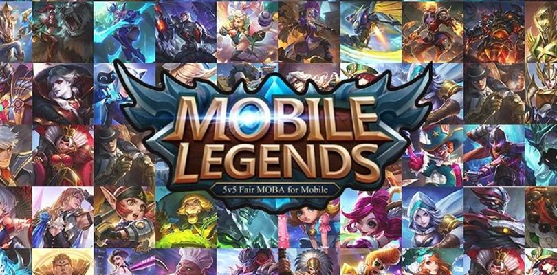 Plus de 100 héros sur Mobile Legends