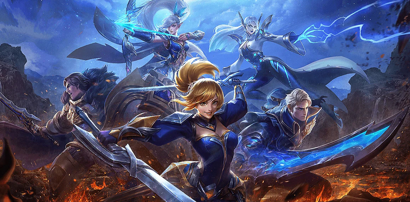 5 personnages du MOBA mobile