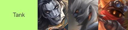 Les meilleurs personnages tanks Mobile Legends