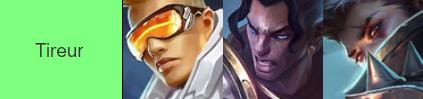 Les meilleurs héros tireurs sur Mobile Legends