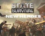 Nouveaux héros State of Survival