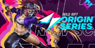 esport Wild Rift  ursprung serie