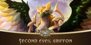 Second éveil Griffon Summoners War