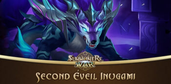 Second éveil Inugami Summoners War