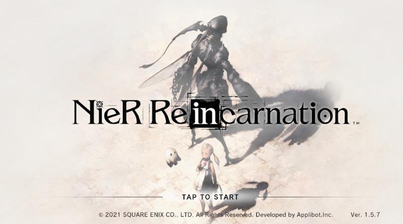 Sortie Nier Reincarnation : Disponible sur Appstore et Playstore