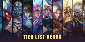 Tier List Heros Mobile Legends