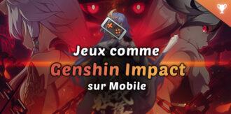 Spiele wie Genshin Impact