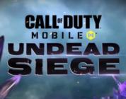 Retour du mode Zombie Call of Duty Mobile avec Undead Siege