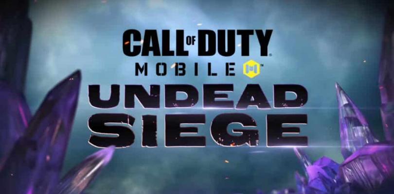Der Zombie-Modus kehrt zurück Call of Duty Mobile mit Undead Siege