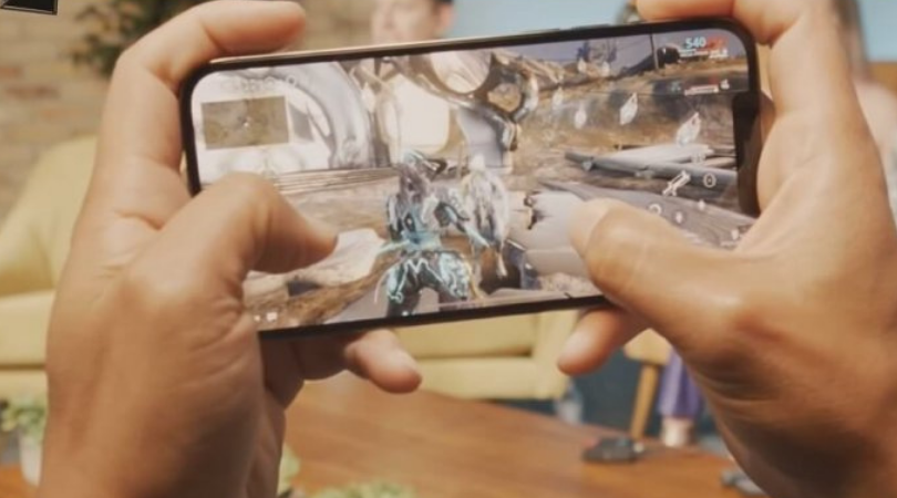 Warframe mobile annonce 2021