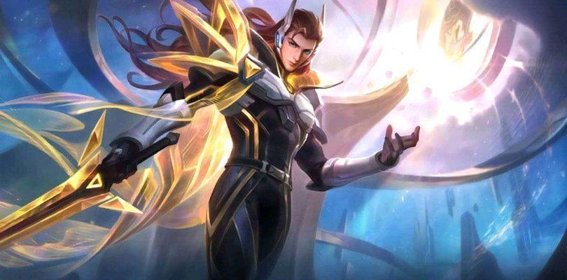 skin mobile Legends Lancelot BREN Esports
