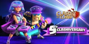 Clashiversaire 2021 infos