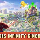 List of codes Infinity Kingdom
